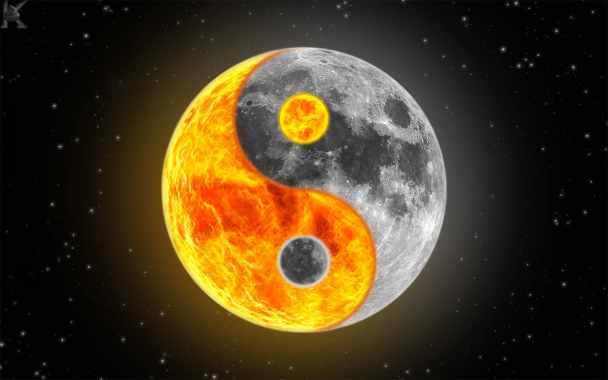 Les polarités complémentaires, le Yin et le Yang