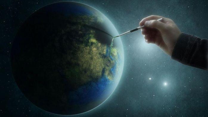 Dessinons l'avenir de l'humanité