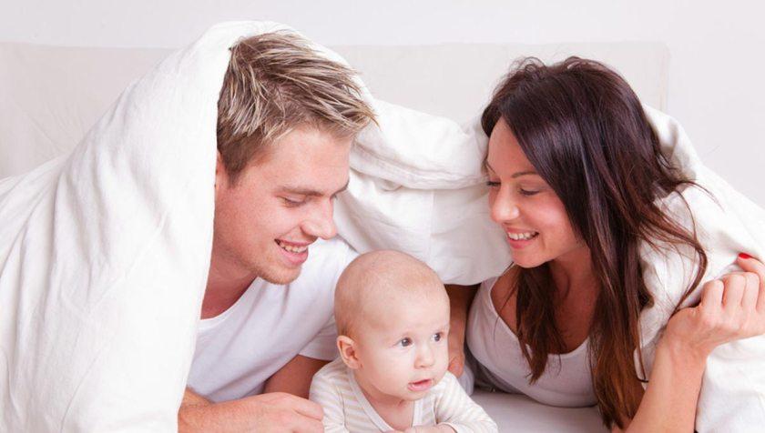 20 choses qui changent avec un bébé