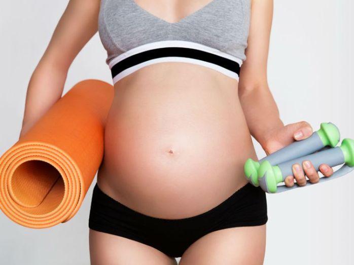 La marche, un sport gagnant pendant la grossesse